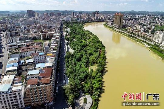 五华县长乐公园