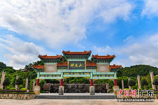 兴宁县神光山国家森林公园